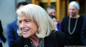 Edith Windsor. Attribution: Talking Points Memo