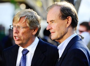David Boies with Ted Olson