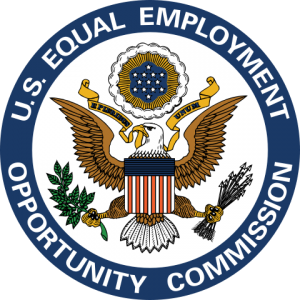 Seal of the U.S. Equal Employment Opportunity Commission