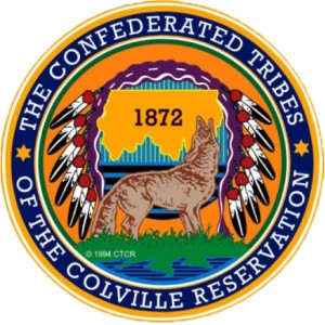 Colville Tribes seal