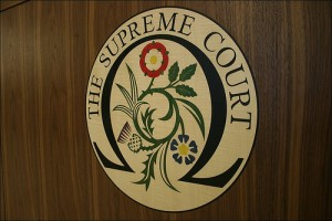 Supreme Court of United Kingdom crest