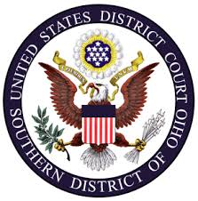 U.S District Court for the Southern District of Ohio (seal)