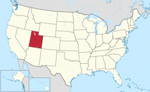 Utah. Attribution: Wikipedia