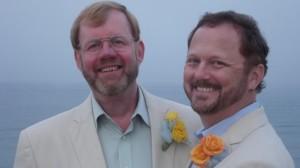David Fancher and Paul Hard. Attribution: Michael Kukulski