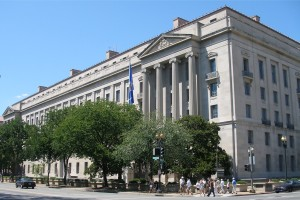 US Department of Justice building. Source: Wikipedia